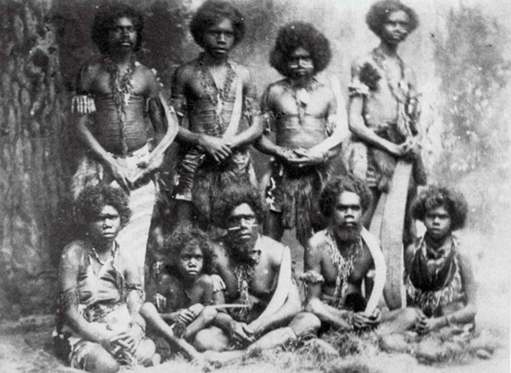 Цирк аборигенов Каннингема