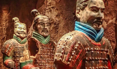 How Were the Terracotta Soldiers Made in Ancient China?