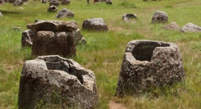 Plain of Jars in Northern Laos: Mysteries of the Iron Age Megaliths