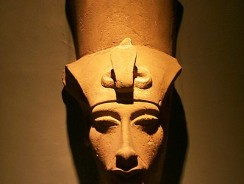 The Behavior of Amenhotep IV – Akhenaten