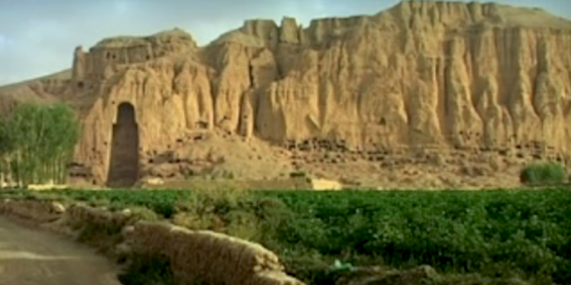 Search for the Third Buddha of Bamiyan