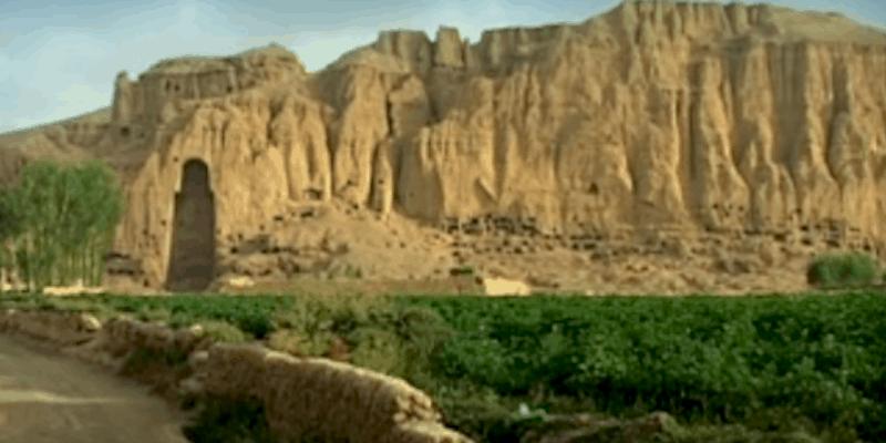 Search for the Third Buddha of Bamiyan