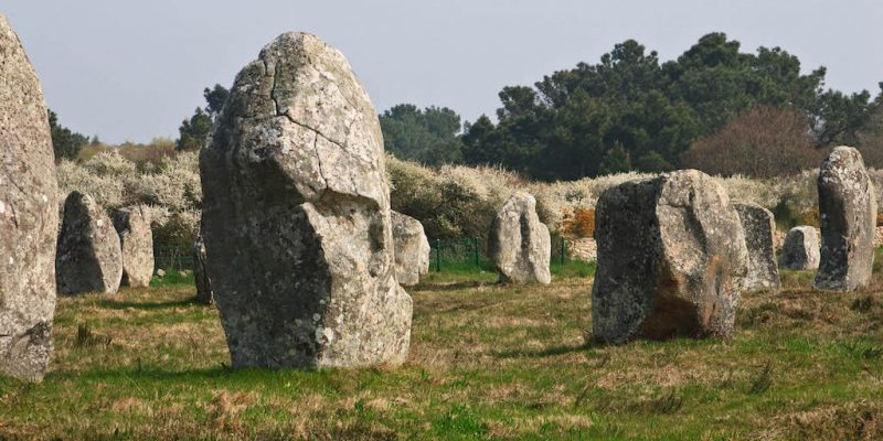 Carnac Stones: 3,000 Mysterious Pillars of France