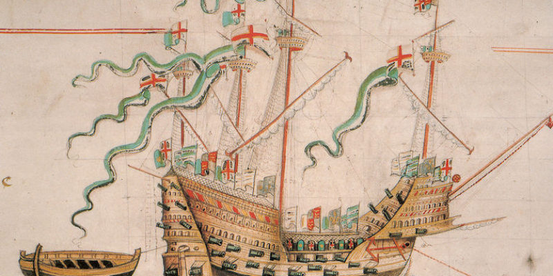 The Sinking of  the Mary Rose