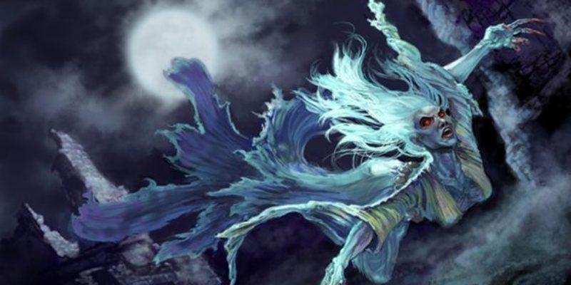 The Banshee – Celtic Messengers of Death