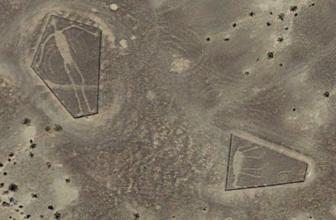 Blythe Intaglios Geoglyphs in California's Desert