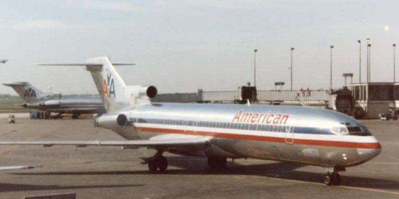 The Stolen Airliner TAAG Boeing 727-223 (N844AA)