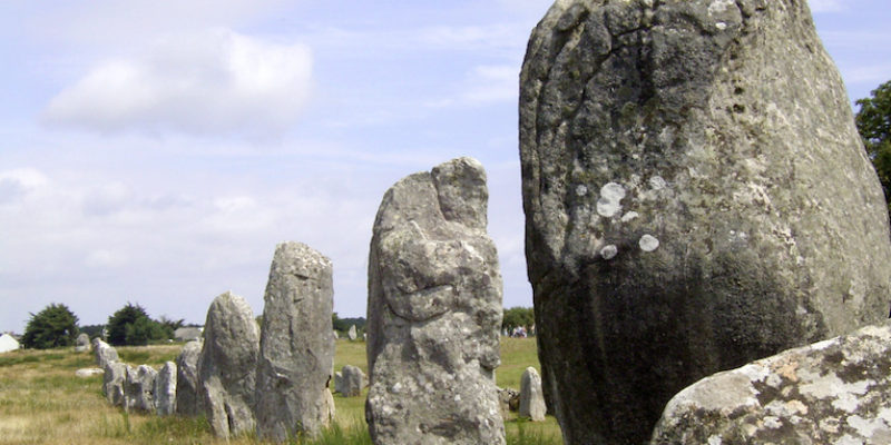 Carnac Stones: 3,000 Mysterious Pillars of France