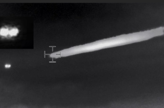 Mysterious Chilean UFO Case Reveals Infrared Navy Video