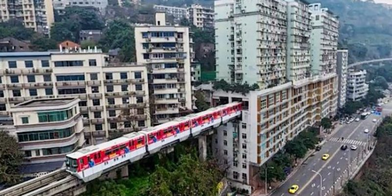 5 Strange Trains Around the World