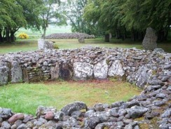 Mysterious Clava Cairns of Scotland