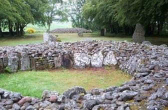 Mysterious Clava Cairns of Scotland