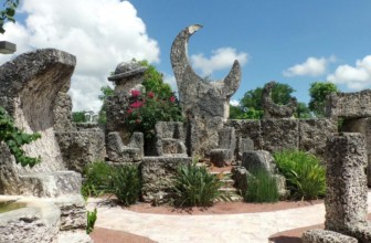 The Peculiar Coral Castle of Florida: One Small Man's Huge Feat