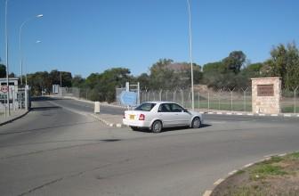 Alien Encounter at Dhekelia Barracks