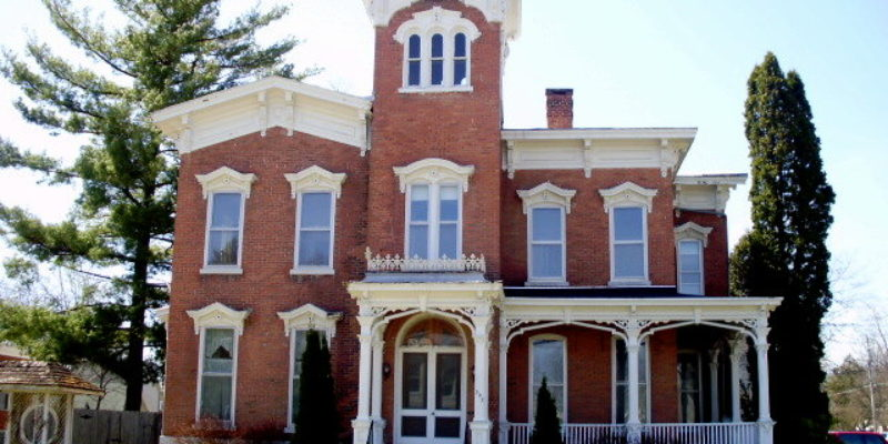 The Haunted Farnam Mansion