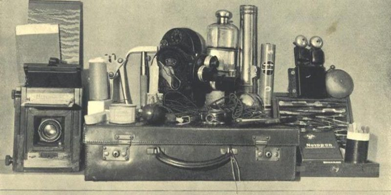 The History of Paranormal Investigation Part 2: Equipment and Techniques