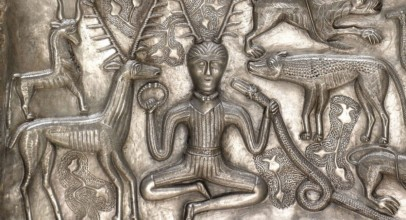 The Gundestrup Cauldron – An Ancient Silver Vessel of Celtic Mythology