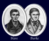The Mystery of the Burke and Hare Murder Dolls
