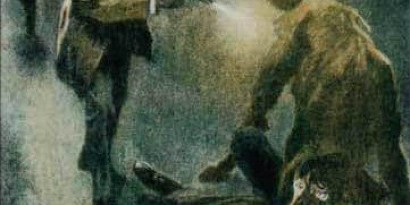 Did Arthur Conan Doyle Murder for the Baskervilles Story?