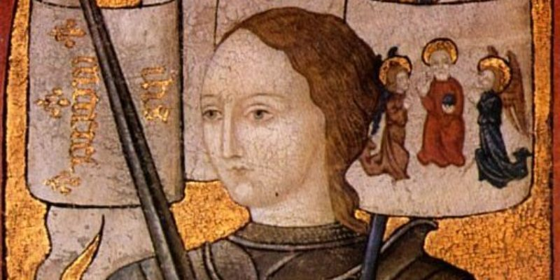 Did Joan of Arc Survive Her Execution?