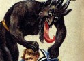 The Origin of Santa Claus and Krampus