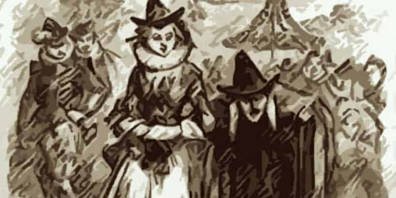 The Lancashire Witch Trials