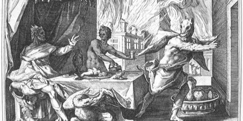 The History of the Werewolf Legend