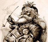 The History Santa Claus and His Many Faces