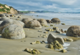 Moeraki Boulders – Spheres of Nature in Otago, New Zealand