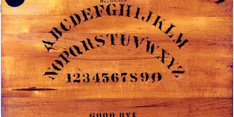Five Real Ouija Board Experiences