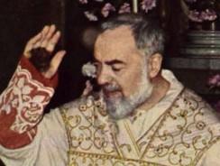 The Stigmata of Padre Pio