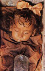Rosalia Lombardo Mummy 1982