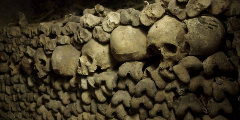 Paris Catacombs – City of the Dead