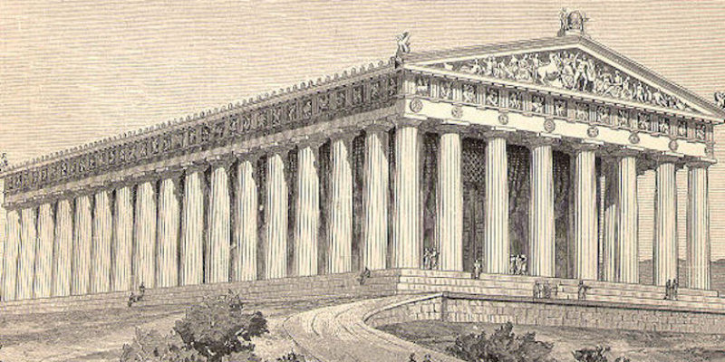 Puzzles of the Parthenon