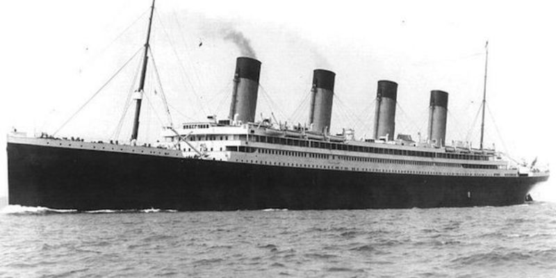 Did the RMS Titanic Sink?