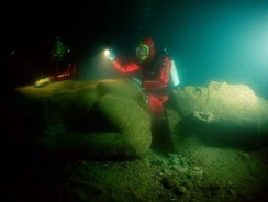 Ancient Egyptian Underwater City of Heracleion