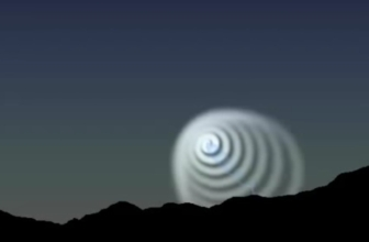 What Caused The Scandinavian Mystery Spiral?