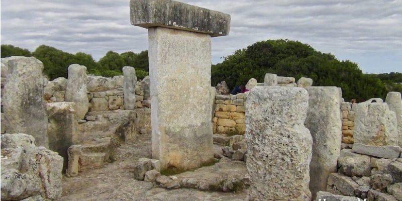 The Taulas of Menorca
