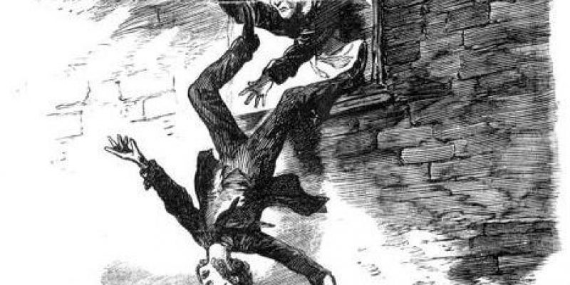 The Strange Death of Thomas Farrant