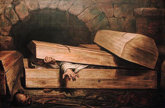 Premature Burial: The Horror of Being Buried Alive
