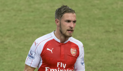 Legend of a Soccer Star: The Aaron Ramsey Effect
