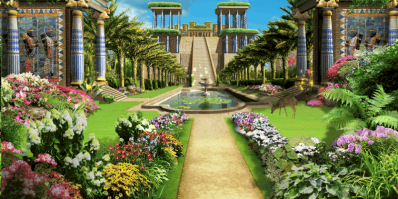 Hanging Gardens of Babylon: Did it Really Exist?