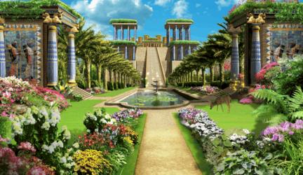 The Hanging Gardens of Babylon Were Never in Babylon at All?