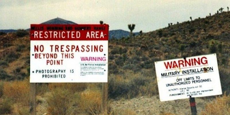 Area 51: Government Secrets