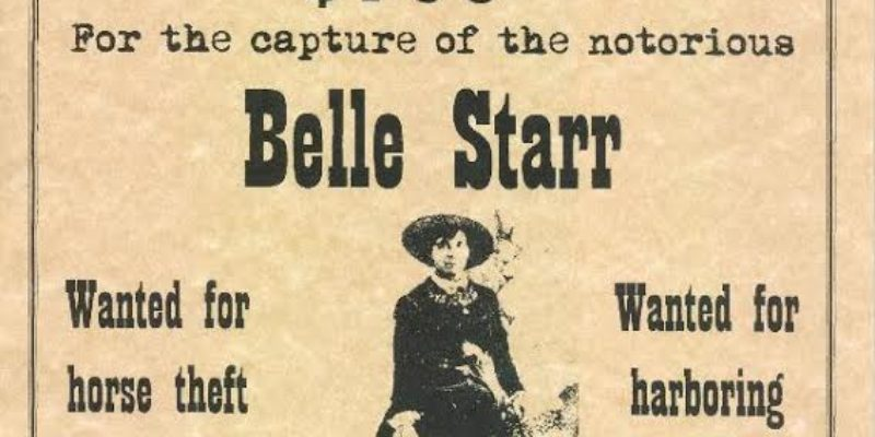 Belle Starr: The Midwestern Bandit Queen of the 1800s