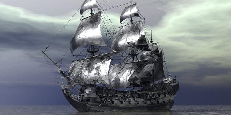 The Ghost Ship Lady Lovibond