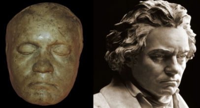 Death Masks: The Culture and Comfort of Remembering the Dead