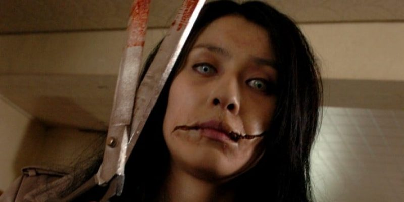 Kuchisake Onna: Japan's Legend of the Slit-Mouthed Woman
