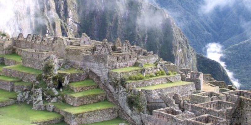 Machu Picchu: The New Seventh Wonder of the World