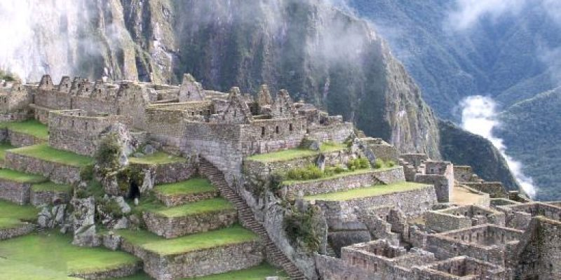 Machu Picchu: The New Seventh Wonder of the World